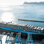 Maersk Asks Customers to Divert Returned Empties from Clogged Felixstowe